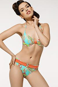 Bip-Bip Persian Dawning Okinawa Bra Bikini