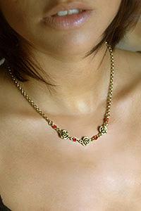 Lola Luna Carmen Necklace