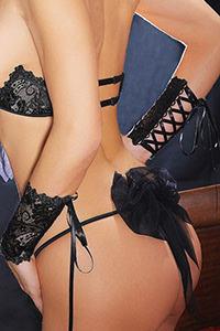 Luxxa Love Noir Cuffs
