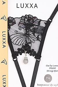 Luxxa Ose Prune Open G-String