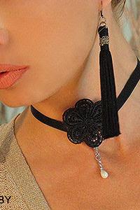 Luxxa Ose Tina Necklace